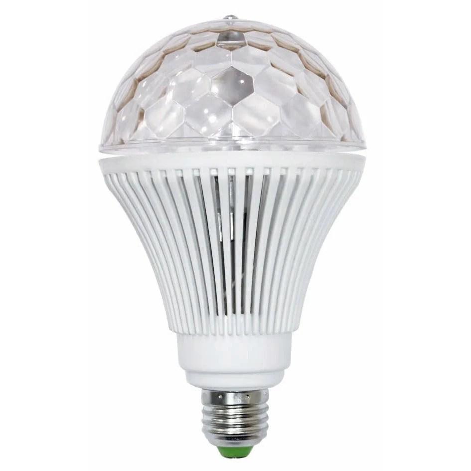 Ampoule Led Disco Rythmique 6w E27  Leroy Merlin