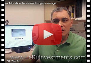 slumlord; slumlords; apartment investing; real estate investing;