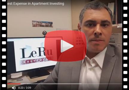 apartment investing; multifamily investing, real estate investing,