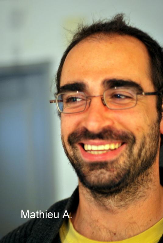 Mathieu Azema