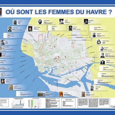 Où sont les femmes du Havre ?