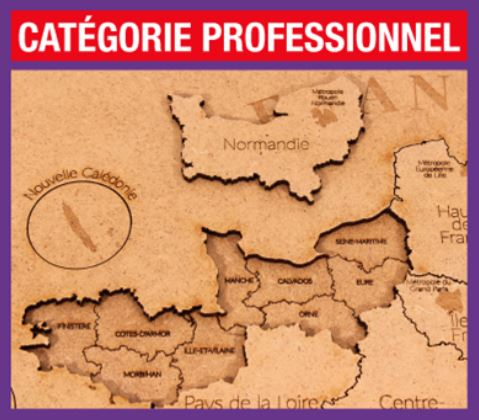 Nous sommes lauréats du concours national carte blanche 2016 !