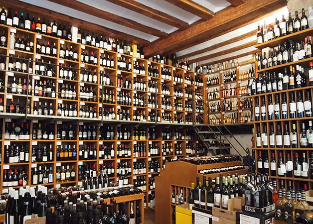 Vila Viniteca le temple des vins et des fromages