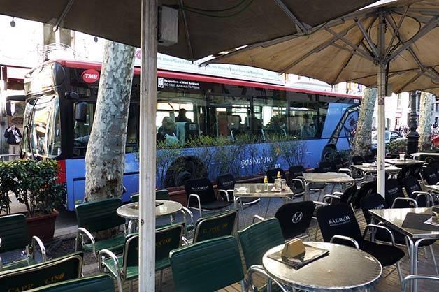 Bus de Barcelone infos horaires prix et conseils
