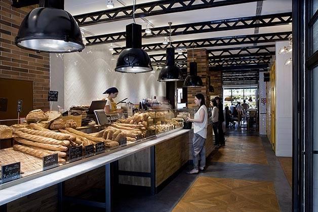Praktik Bakery Lhtelboulangerie insolite et gourmand