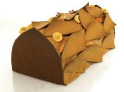 esthète buche chocolat