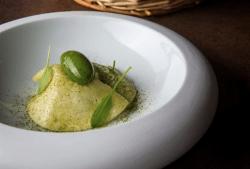 Assiette de fromage - Manoir de la régate - Paul Stefanaggi