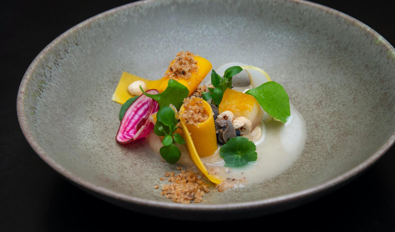 Escargot recette de Nicolas Guiet - Crédit Photo Paul Stefanaggi