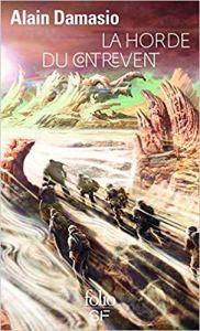 La horde du contrevent - A. Damasio - chronique de lecture les-carnets-dystopiques.fr