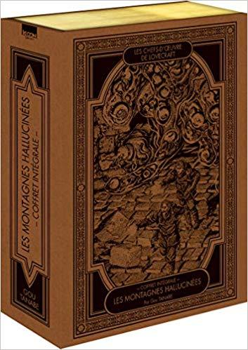 Les montagnes hallucinées - coffret intégrale - Gou Tanabé - les-carnets-dystopiques.fr