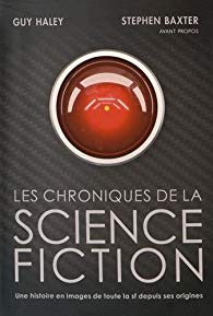 Les Chroniques de la Science Fiction - Guy Haley - les-carnets-dystopiques.fr