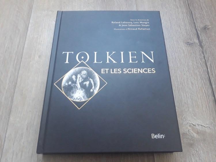 Tolkien et les sciences - Belin Humensis - les-carnets-dystopiques.fr