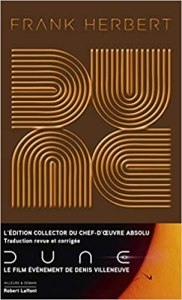 Dune - Frank Herbert - edition collector - les-carnets-dystopiques.fr