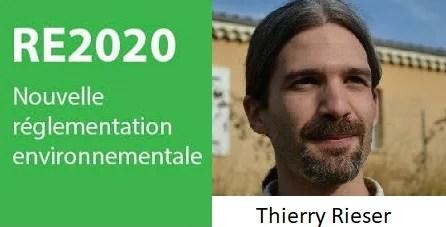 RE Réglementation Environnementale