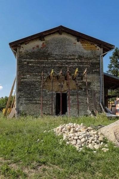 Rénovation Pisé