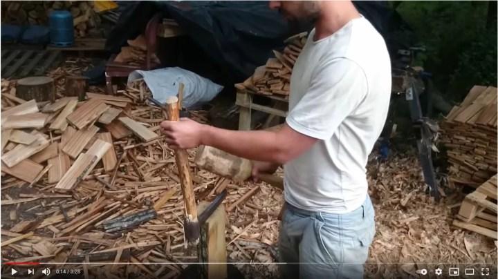 Bardeaux de bois