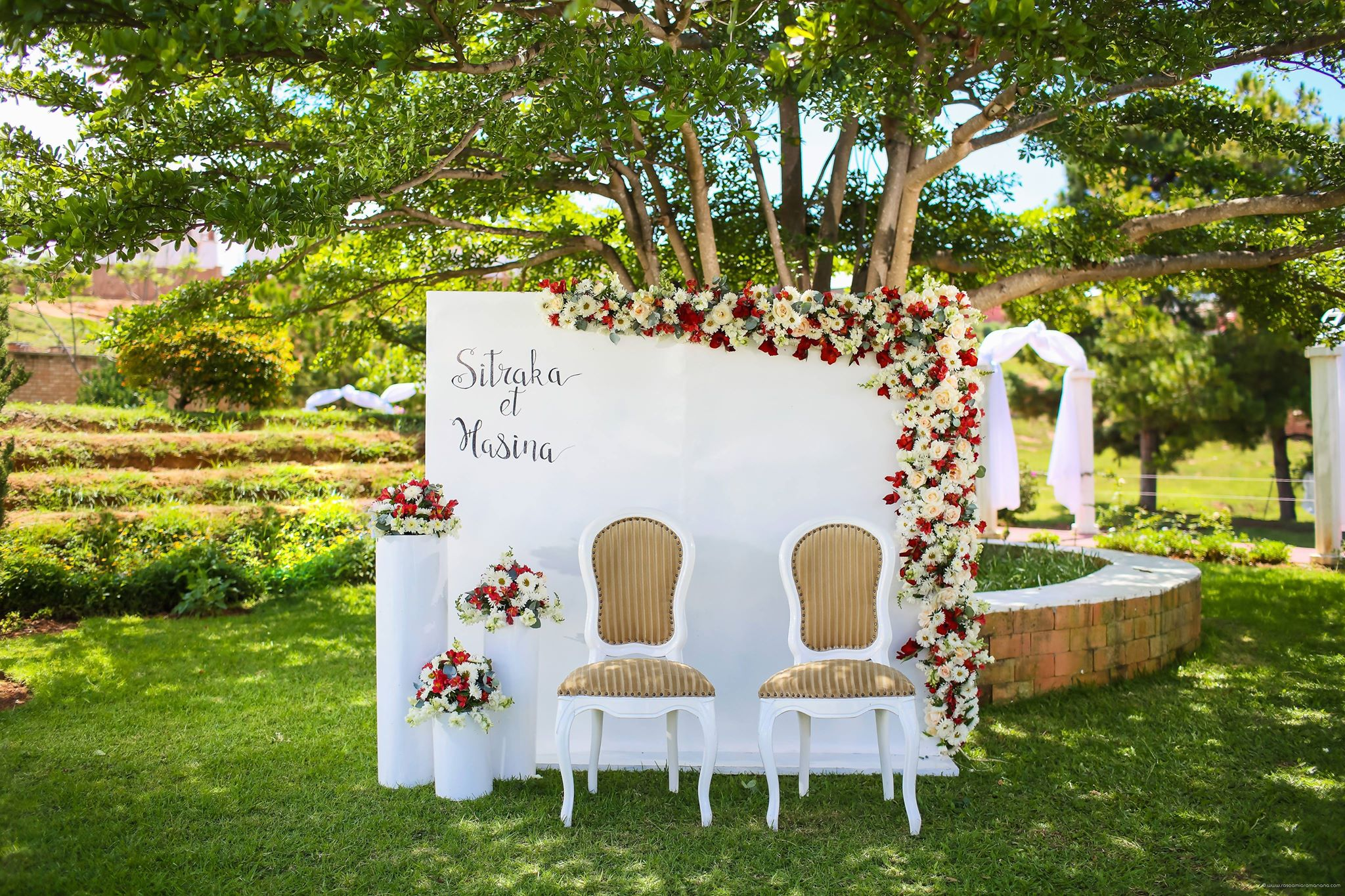 Deco Jardin Mariage | Decoration Mariage Civil