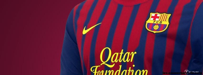 Barça-photo de couverture journal Facebook