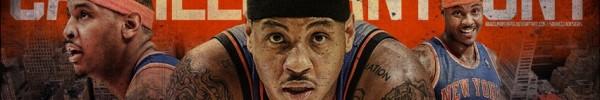 carmelo anthony NBA-photo de couverture journal Facebook