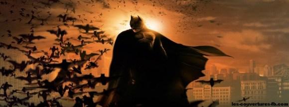 batman halloween - Photo de couverture journal Facebook