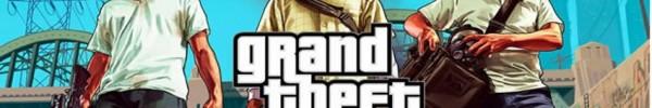 3 protagonistes GTA5 - Photo de couverture journal Facebook