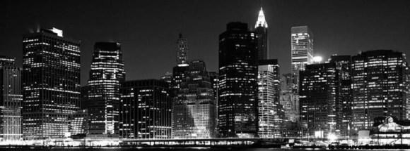 buildings de nuit-photo de couverture journal facebook