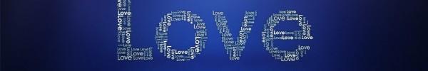 Love en mots - photo de couverture journal facebook
