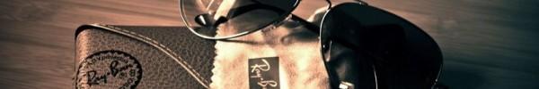 Lunettes RayBan-Photo de couverture journal Facebook