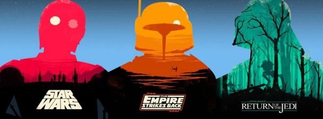 Origines de Star Wars -Photo de couverture journal Facebook