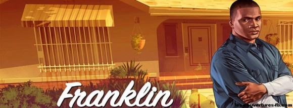 Couverture Facebook Franklin Gta 5