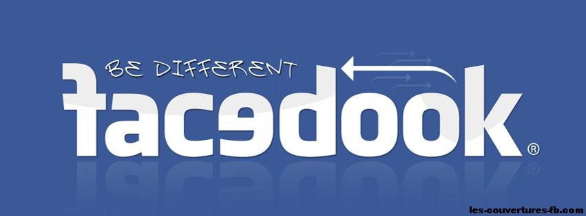 be different  - Facebook