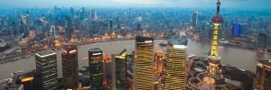 Coucher de soleil Shangai