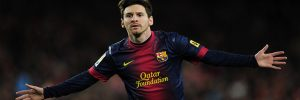 Lionel Messi Barca - Couverture Facebook