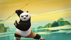 Kung Fu Panda - Po