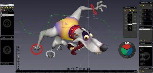 Nakeygura Animation