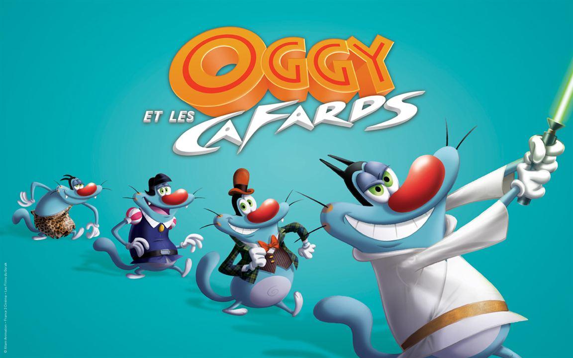 Oggy et les Cafards