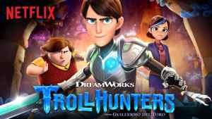 Troll Hunters - Netflix