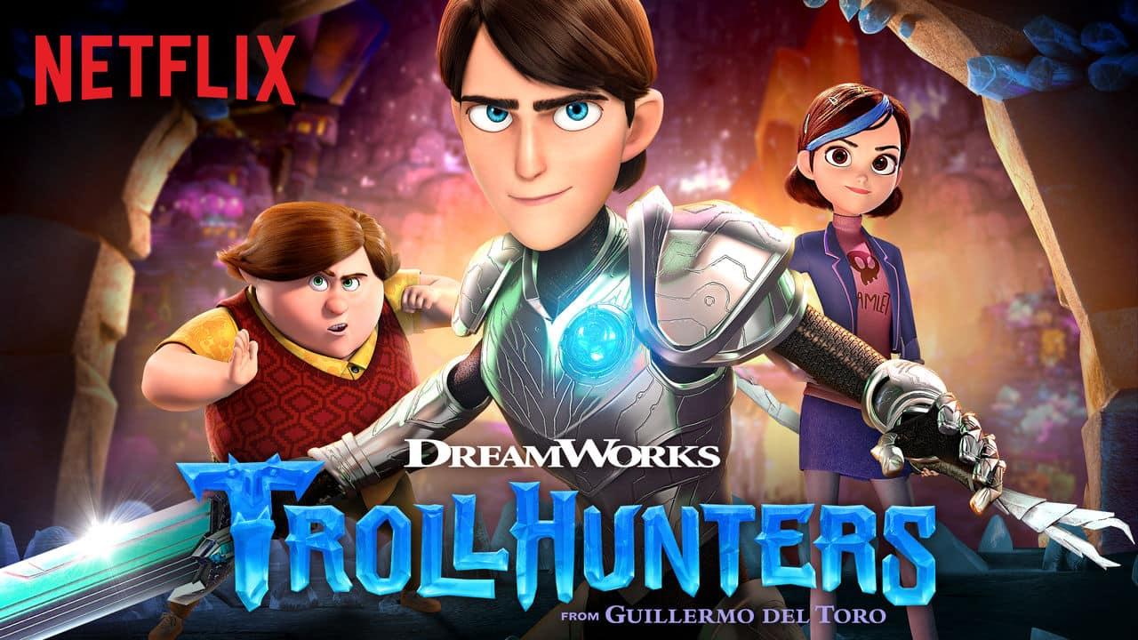 Troll Hunters- Netflix