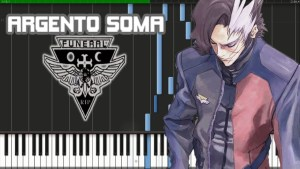 Argento Soma - Cover