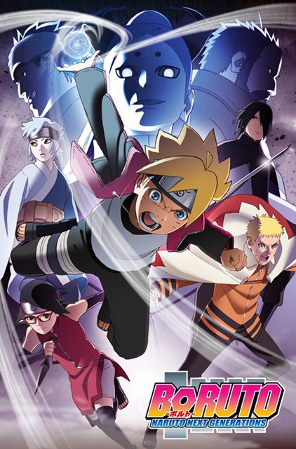 Boruto new visual