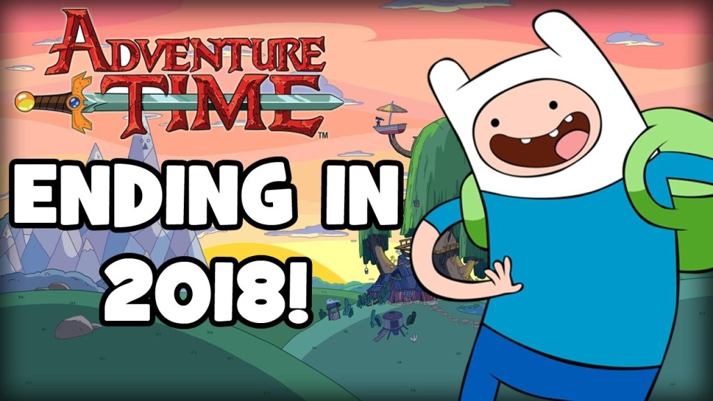 Au revoir Adventure Time