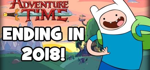 Au revoir Adventure Time