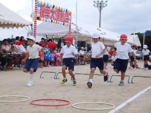 Festival sportif au Japon
