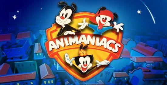 Reboot Animaniacs