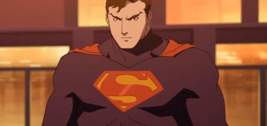 Aperçu de la mort de Superman en animé
