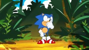 sortie animé de Sonic Mania Adventures