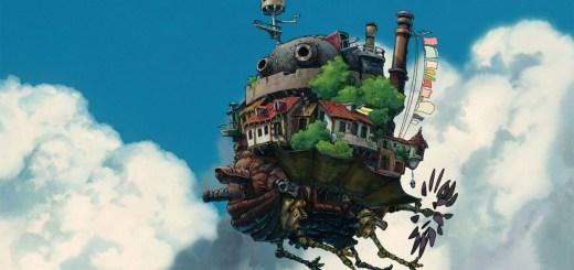 Chateau ambulant de hayao Miyazaki