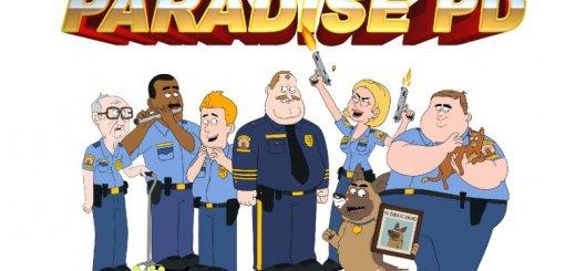Paradise PD, nouvelle série netflix
