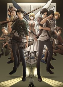 Attack on titan 3ème saison (1)