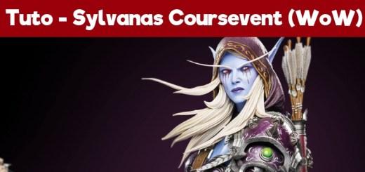 Tuto - Sylvanas par Lady Ragnarok
